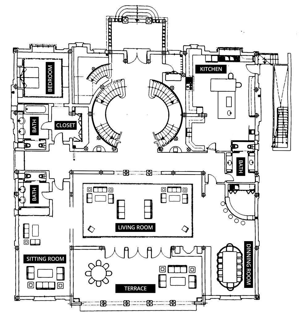 ground floor luxury villa rental marbella